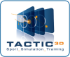 Tactic3D software for sport in 3D