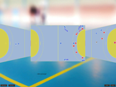 handball tablet iPad 3d viewer