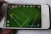iPhone football app 3D